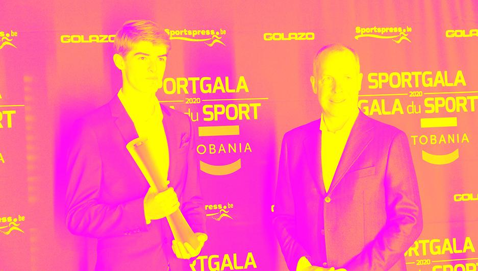 Tobania at Sports Gala